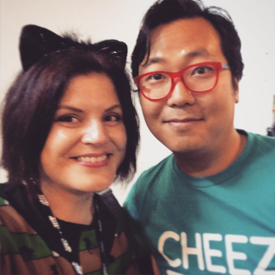 Ben Huh of Cheezburger and Marci