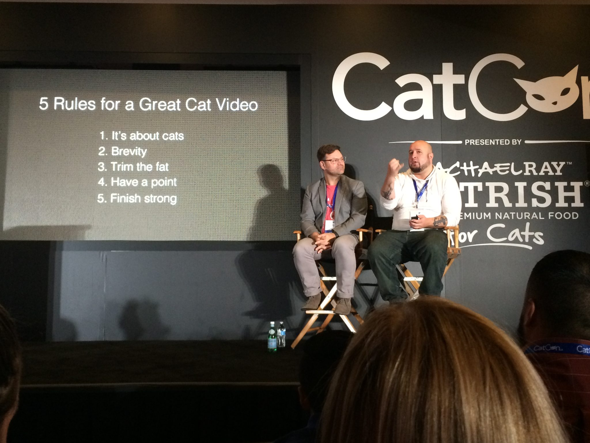 Will Braden and Scott Stulen – Cat Videos