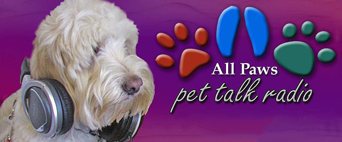 All Paws Pet Talk Radio – Marci Koski