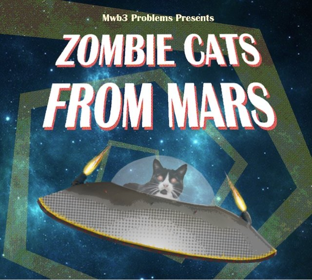 Zombie Cats From Mars – Marci Koski