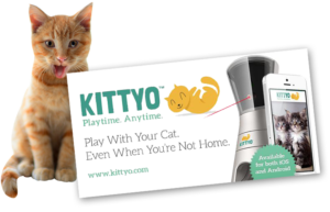 Tech-Inspired Cat Gifts - Kittyo