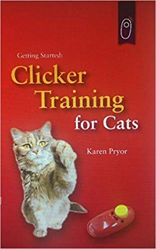 Getting Started: Clicker Training for Cats (Karen Pryor) Image