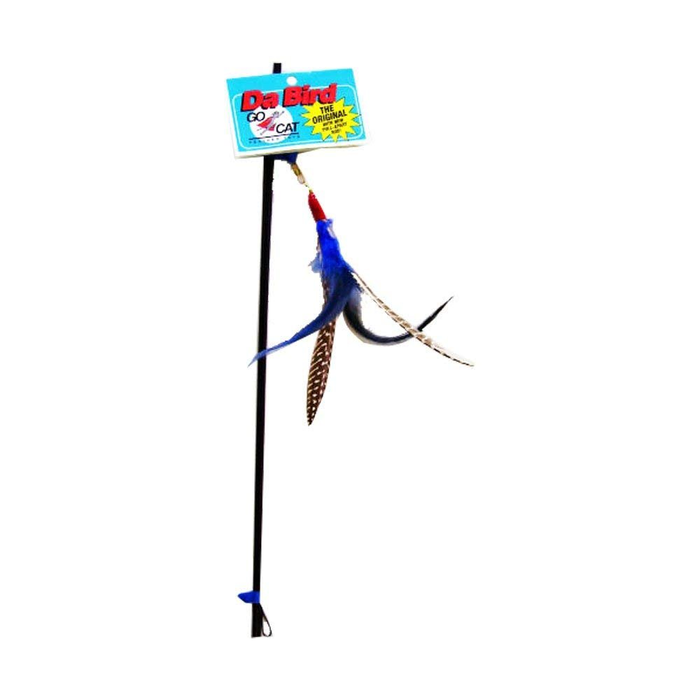 Da Bird Pull-Apart Wand Toy with Feather Attachment Image