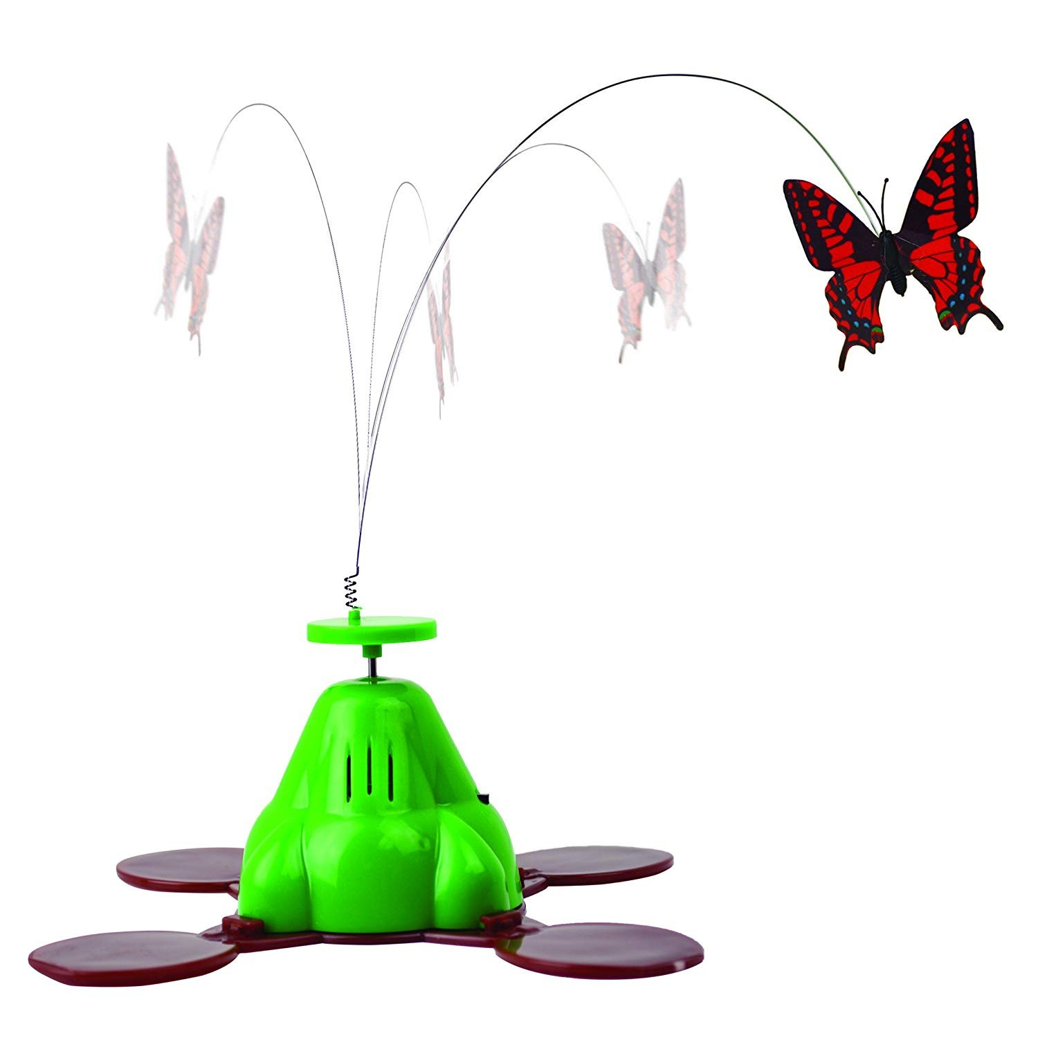 Butterfly By Spinner Toy (PetZone) Image