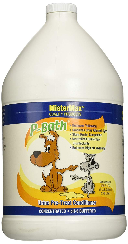 P-Bath Urine Pre-Treatment - Gallon (Mister Max) Image