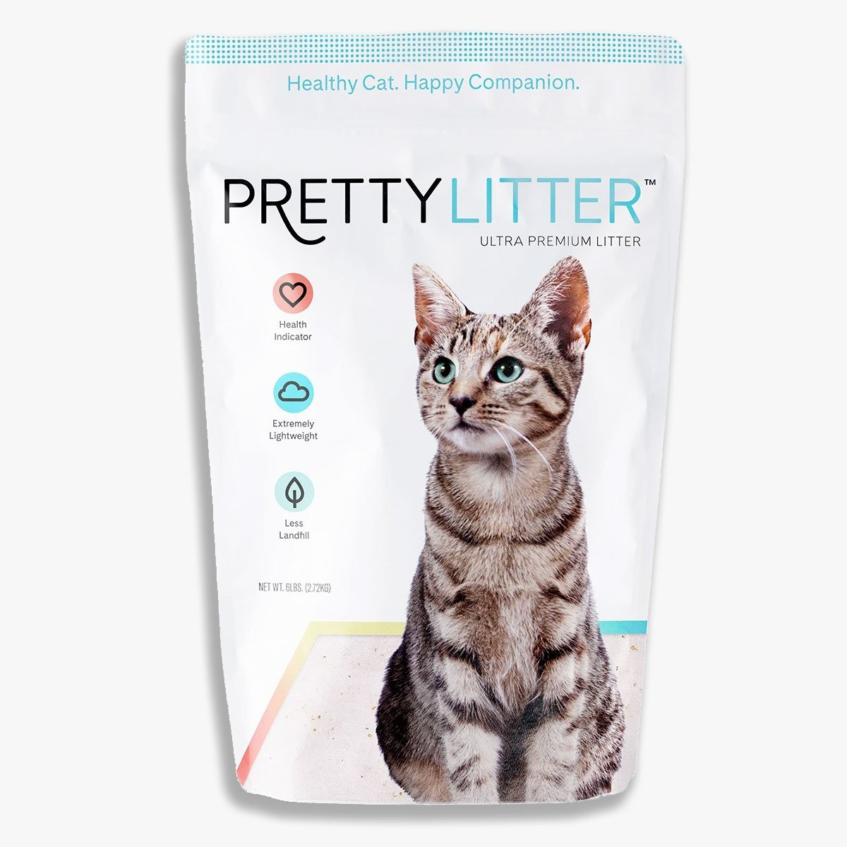 Pretty Litter Cat Litter Image
