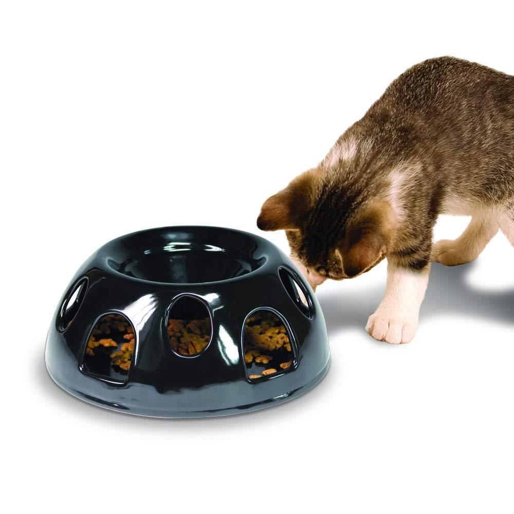 Tiger Diner Ceramic Cat Feeder (SmartCat) Image