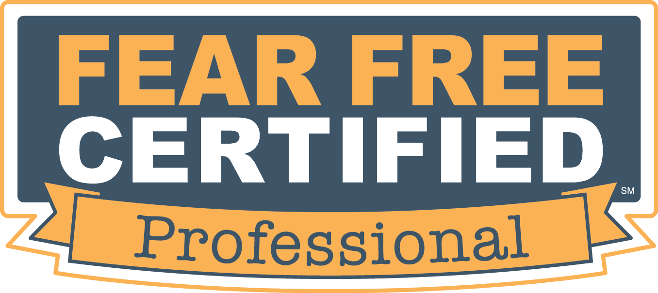 Fear Free Certified Animal Traner