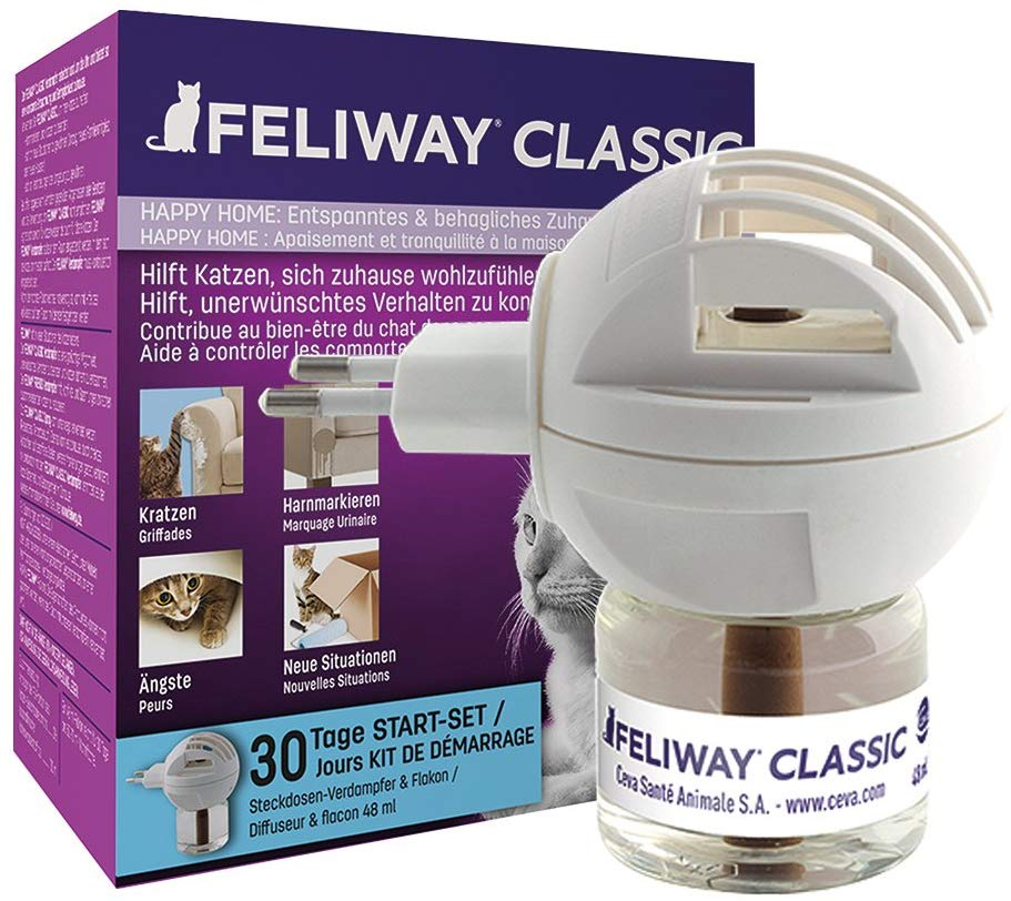 Feliway Classic 30-Day Starter Kit Image