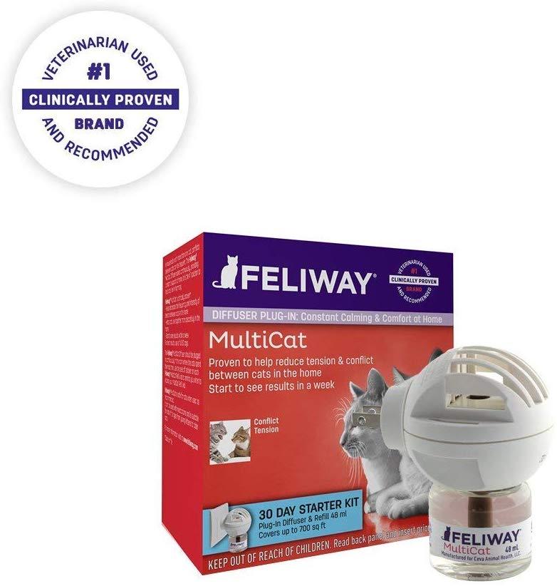 Feliway MultiCat 30-Day Starter Kit Image